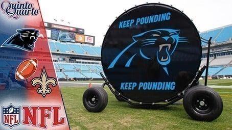 Panthers x Saints