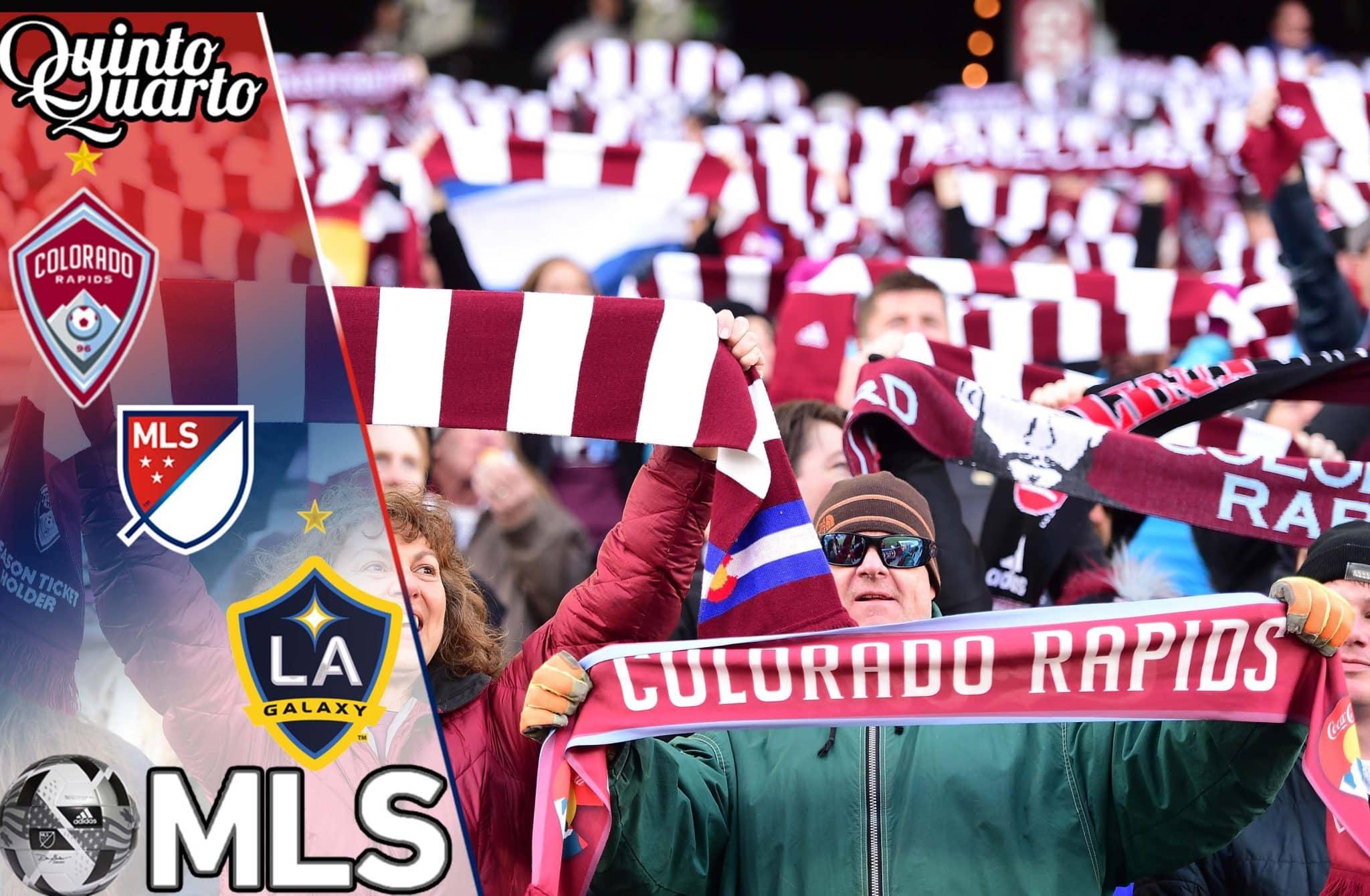 Colorado Rapids x LA Galaxy