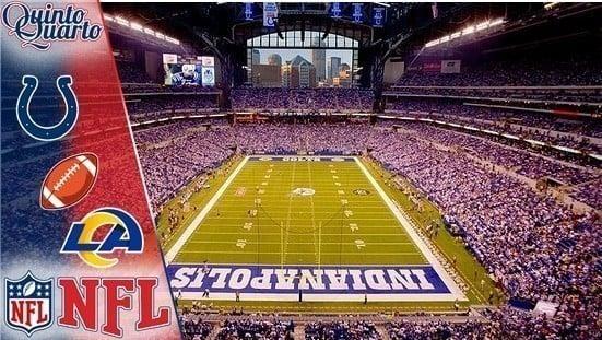 Indianapolis Colts x Los Angeles Rams