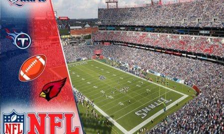 Titans x Cardinals
