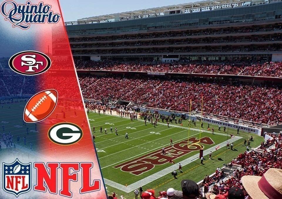 San Francisco 49ers x Green Bay Packers
