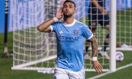 Castellanos brilha e é destaque pelo NYCFC na MLS