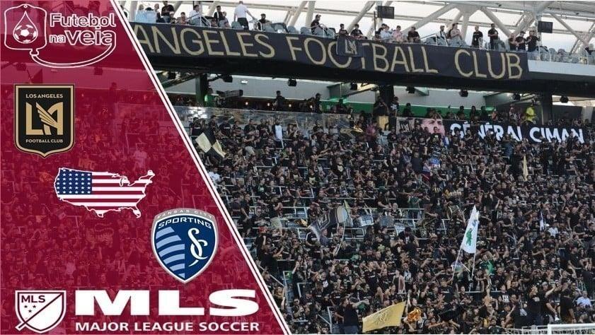 Los Angeles FC x Sporting KC – prognóstico & palpite – 03/09