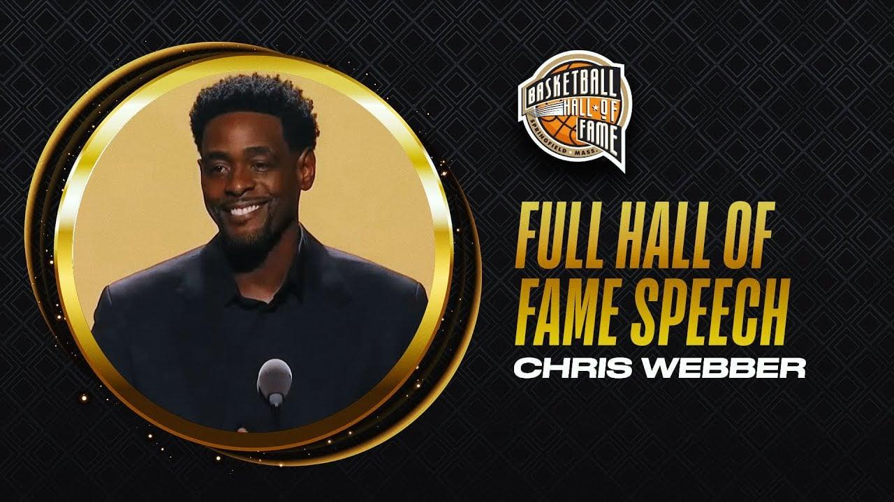 Chris Webber: o maior nome da história do Sacramento Kings
