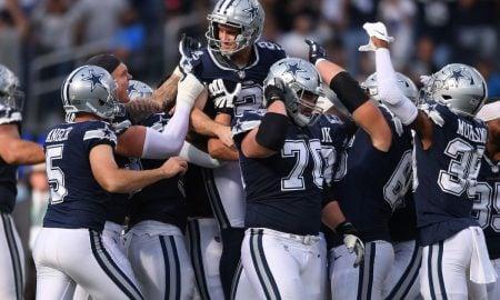 Los Angeles Chargers x Dallas Cowboys como aconteceu – resultado, destaques e reação
