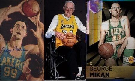 George Mikan - Notícias, estatísticas e salário