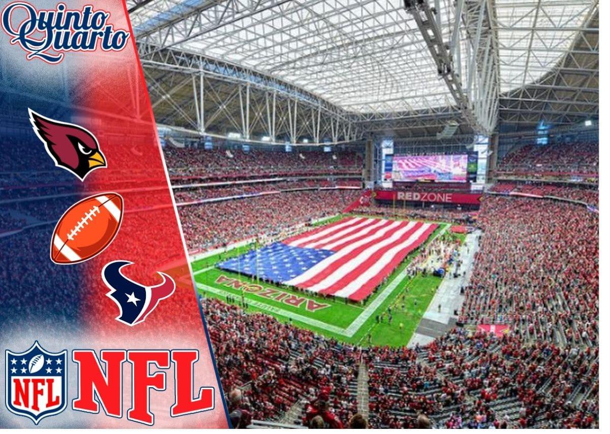 Cardinals X Texans