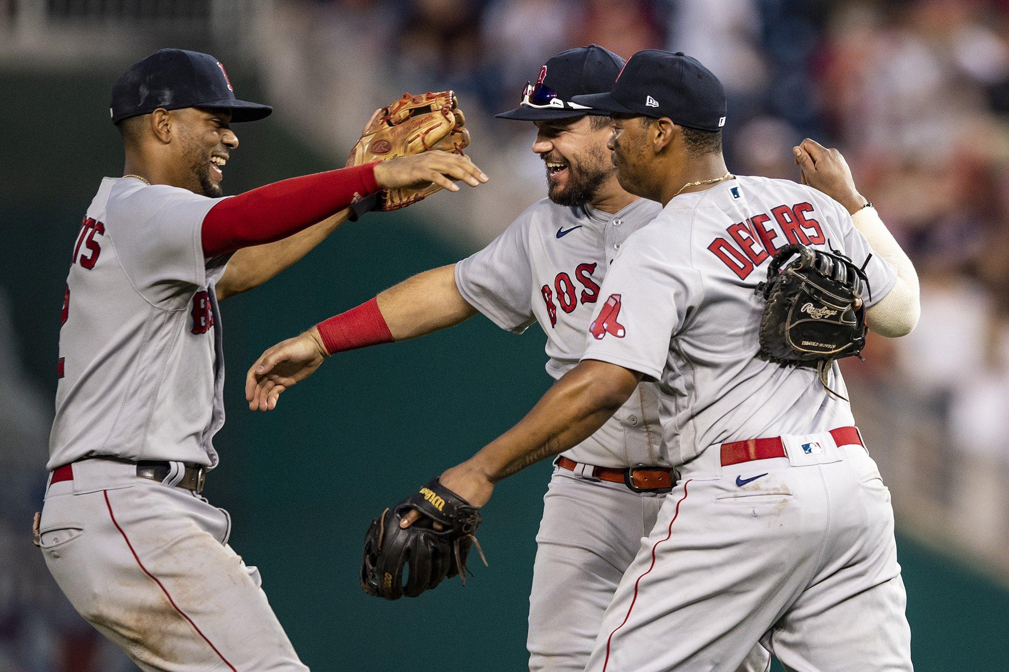 Boston Red Sox x Washington Nationals como aconteceu - Resultado, destaques e reação