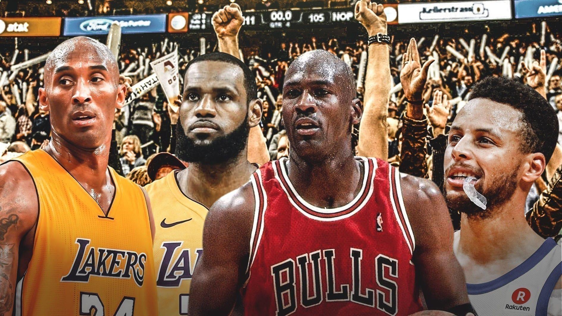 Top 5 maiores torcidas da NBA