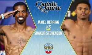 Jamel Herring x Shakur Stevenson