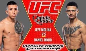 Jeff Molina x Daniel Miojo