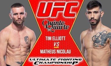 Tim Elliott x Matheus Nicolau