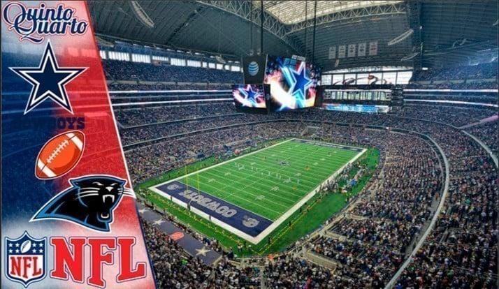 Dallas Cowboys x Carolina Panthers