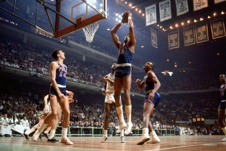 Os maiores reboteiros da história da NBA