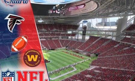 Atlanta Falcons x Washington Football Team