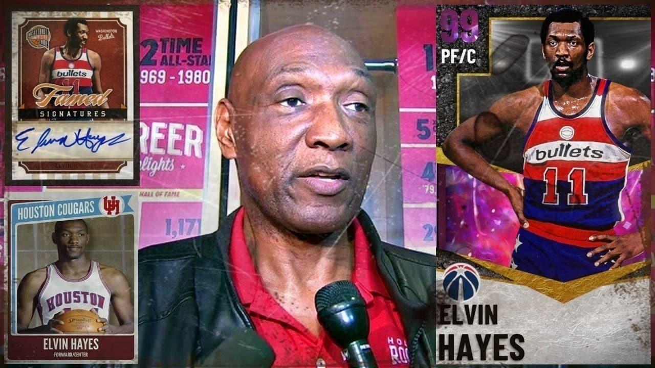 Elvin Hayes - Notícias, estatísticas e salário